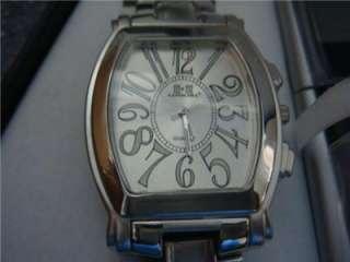 Calvin Hill Watch Gift Set w/Pen & Clock? NIB WOW