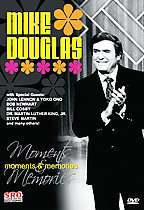 Mike Douglas   Moments & Memories (DVD)
