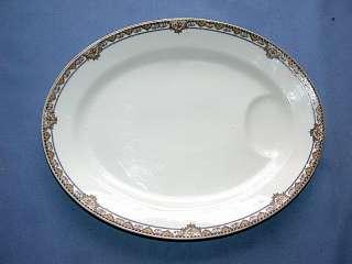 Antique Theodore Haviland Limoges France Oval Platter