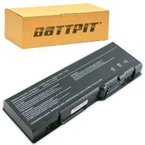Notebook Battery Replacement for Dell Inspiron 9200 (6600mAh / 73Wh