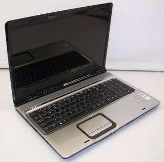 HP PAVILION DV9000 LAPTOP DUAL CORE 1.8GHz/ 4GB/ 120GB/ WIRELESS