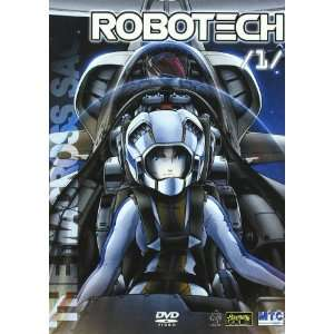 Robotech   Dvd Box 01 (Eps 01 17) (3 Dvd): Robert V