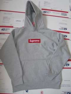 New Supreme Box Logo Pullover Cotton Hoody Sweat Shirt Tee Hoodie
