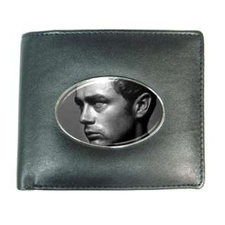 James Dean 4 Mens Leather Wallet Credit Card Gift