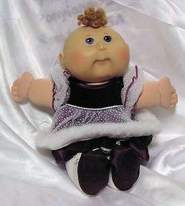 Cabbage Patch Kids Baby OAA Original CPK Outfit CPK192