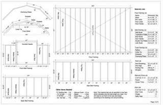 12X20 Storage Shed Plans