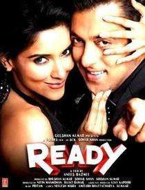 READY (SALMAN KHAN, ASIN)   BOLLYWOOD HINDI MOVIE DVD