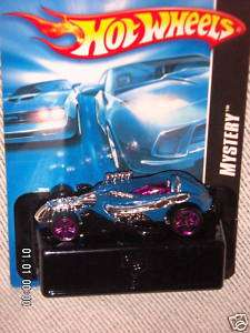 HOT WHEELS 2008 MYSTERY CAR SALT FLAT RACER VHTF