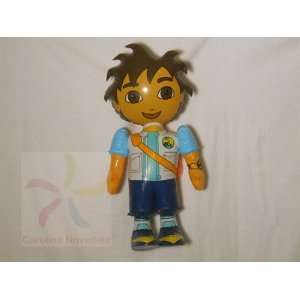 24 Dora The Explorer   Diego Inflate Toys & Games