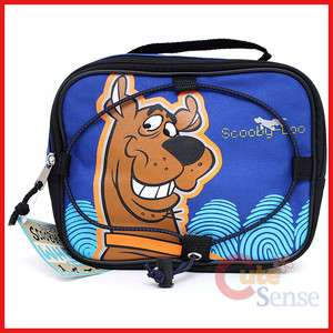 Scooby Doo School Lunch Bag / Insulated Snack Food Box 091606346265