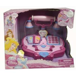 Disney Princess Royal Talking Telephone Toys & Games