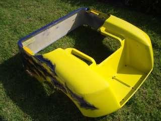 Front + Rear Body COWL golf cart Club Car Yamaha Any Color