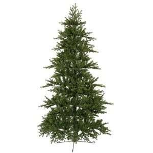 Jersey Frasier Fir 78 Artificial Half Christmas Tree