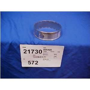 Retsch Stainless Steel Sieve Collar or Ring, .12 mm