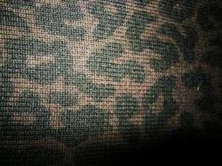 Nina Leonard Acrylic Wool Blend Knit Sheath Dress Black on Brown