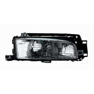 93 94 Mazda Protege Headlight (Passenger Side) (1993 93 1994 94) 8DBR