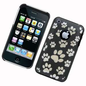 Apple iPhone 3G & 3GS Laser Cut Back Style Fashion