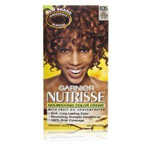 Garnier Nutrisse Nourishing Color Creme with Fruit Oil Concentrate 635
