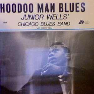Junior Wells Buddy Guy Hoodoo Man Blues AUDIOPHILE HQ