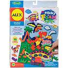alex toys sticky foam scenes dinosaurs ships free with a