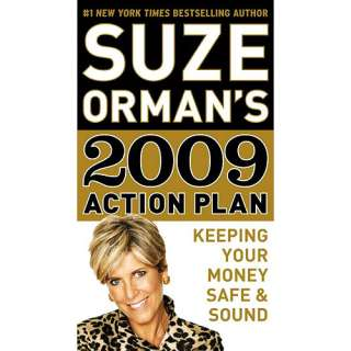 Suze Ormans 2009 Action Plan, Orman, Suze Business & Investing