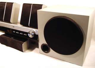 RCA RT2390 5.1 Home Theater System Surround Sound Receiver & Speakers