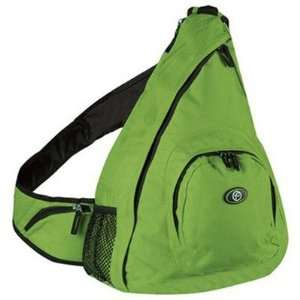 Travel Concepts Ur Gear Sling Bag in Lime Green