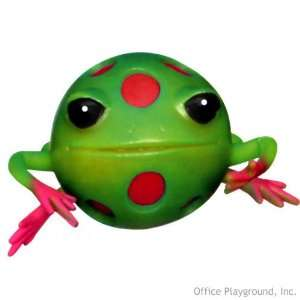 Blob Frog Toy Squeezable Squishable Fun Ball: Toys & Games