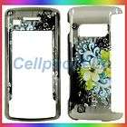 Flowers 2 Pc Hard Case Cover Fit LG Env Touch VX11000 items in Easy