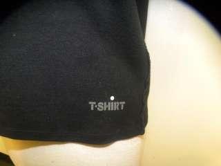 SONIA RYKIEL black short sleeve top XL
