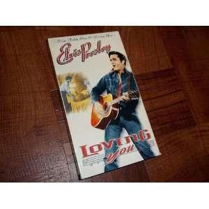 Loving You [VHS] Elvis Presley, Lizabeth Scott, Wendell