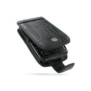 PDair Black Crocodile F41 Leather Case for Nokia E72