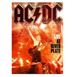 AC/DC   Live At River Plate DVD  Shop Ticketmaster Merchandise