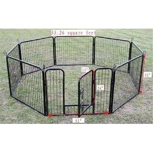 Dog Exercise Pen Cat Fence B  BestPet Pet Supplies Dog Supplies Dog