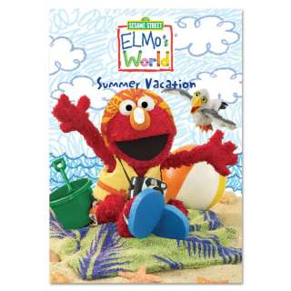 Elmos World: Summer Vacation DVD  Shop the Ticketmaster Merchandise