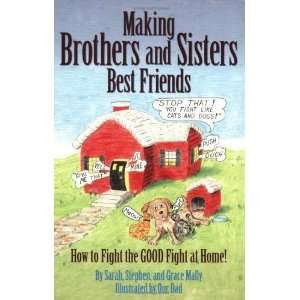Brothers and Sisters Best Friends [Paperback] Sarah Mally Books