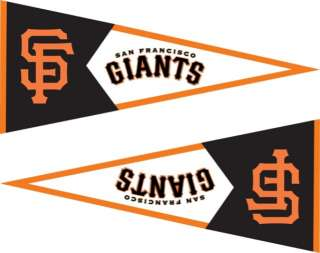 MLB San Francisco Giants Iron On Transfer #36
