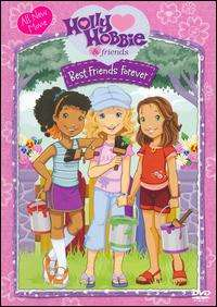 Holly Hobbie & Friends Best Friends Forever (DVD)