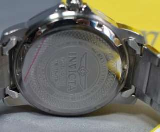 NEW Invicta II Mens Blue Dial Model 6607 Stainless   $395 Retail
