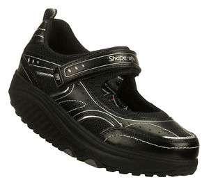 SKECHERS Shoes Women New Black Sport Fitness Shape Ups