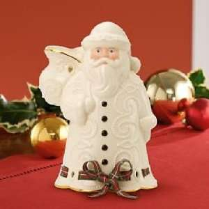 Lenox Christmas Giftables Santa Votive: Kitchen & Dining