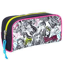 Monster High Gadget Case   Black and White   Accessory Innovations
