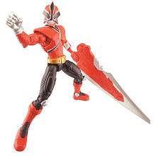Power Rangers Samurai 4 inch Action Figure   Fire   Bandai   Toys R