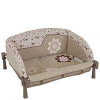 Baby Trend Deluxe Nursery Center Play Yard   Gabriella   Baby Trend