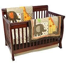 Carters Sunny Safari 4 Piece Crib Bedding Set   Carters   Babies R