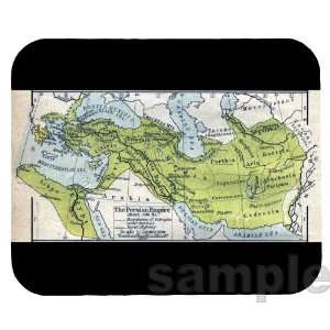 Persian Empire Map Mouse Pad (500 b.c.)