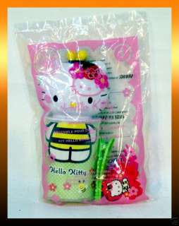 HELLO KITTY STYLE KIT McDonalds Happy Meal Toy #1 *NEW*