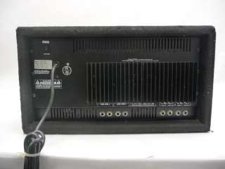 CRATE PCM 8DLX 8CH POWER AMPLIFIER AMP MIXER PCM8DLX