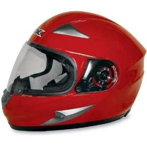 AFX FX 90 MOTORCYCLE HELMET RED MD Automotive