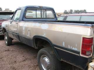 1992 DODGE 250 PICKUP 4X4 TRANSFER CASE